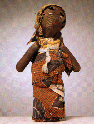 Gift from Mois Chombe, Congo