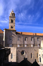Dominican convent in Dubrovnik (photo by Najka Mirkovic)