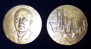 Anthony F. Lucas Gold Medal